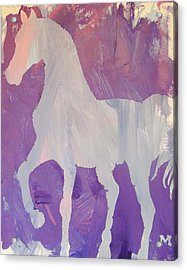 Morgana Acrylic Print