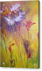 Morgans Day Acrylic Print by Larry Ney  II