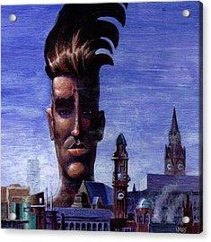 Morissey Acrylic Print by Ken Meyer jr