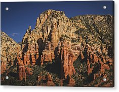 Mormon Canyon Details Acrylic Print
