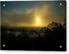 Acrylic Print featuring the photograph Morning Arrives by Karol Livote