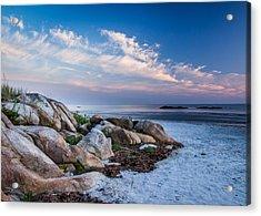 Morning At The Beach Acrylic Print