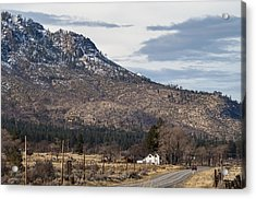 Morning At The Doyle Ranch Acrylic Print