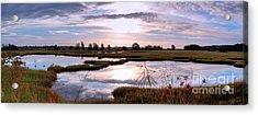 Morning At The Marsh Acrylic Print
