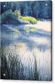Morning Acrylic Print