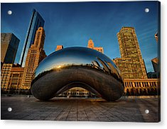 Morning Bean Acrylic Print