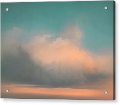 Morning Bliss Acrylic Print by Lonnie Christopher