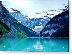 Acrylic Print featuring the photograph Morning Blue by Al Fritz