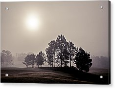 Morning Calm Acrylic Print