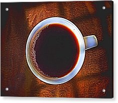 Morning Coffee Acrylic Print