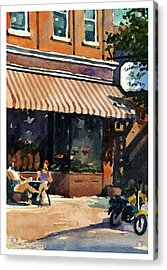 Morning Cuppa Joe Acrylic Print