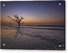 Morning Glow On Edisto Island Acrylic Print