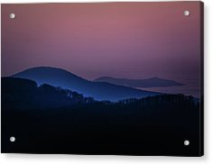 Morning Light In Shenandoah  Acrylic Print