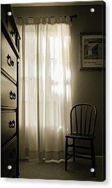 Morning Light Through The Window Acrylic Print