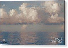 Morning Lights Acrylic Print