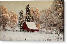 Morning Magic II Acrylic Print by Beve Brown-Clark Photography