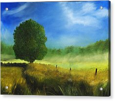 Morning Shade Acrylic Print