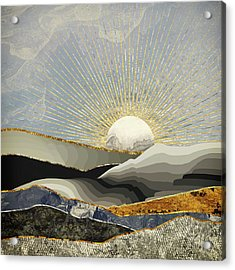 Morning Sun Acrylic Print