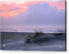 Morning Thunder Acrylic Print by JC Findley