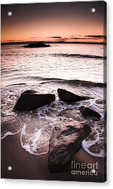 Acrylic Print featuring the photograph Morning Tide by Jorgo Photography - Wall Art Gallery