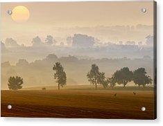 Morning View Acrylic Print by Piotr Krol (bax)