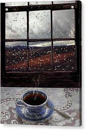 Mornings Promise Acrylic Print by Evelynn Eighmey