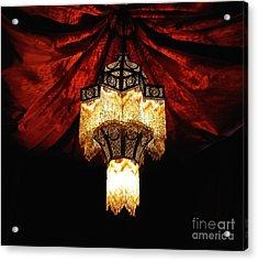 Moroccan Glow Acrylic Print by Slade Roberts