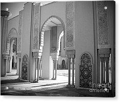 Morocco #1 Acrylic Print