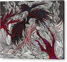 Morpheus Acrylic Print