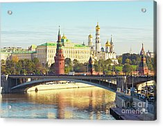 Moscow, Kremlin Acrylic Print