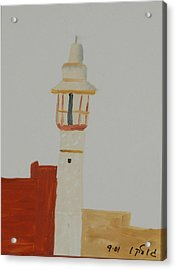 Mosque Acrylic Print by Harris Gulko