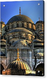Acrylic Print featuring the photograph Mosque by Tom Prendergast