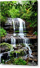 Most Beautiful Acrylic Print