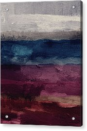 Most Of All- Abstract Art By Linda Woods Acrylic Print