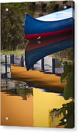 Acrylic Print featuring the photograph Mostly Primary by Kevin Bergen