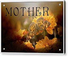Mother Art Acrylic Print