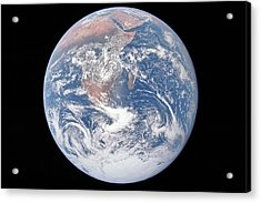 Mother Earth Acrylic Print