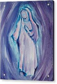 Mother Mary Essence Acrylic Print
