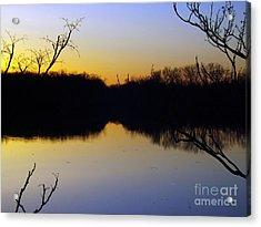 Mother Natures Glow Acrylic Print