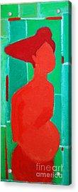 Motherhood Acrylic Print by Ana Maria Edulescu