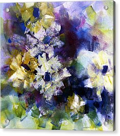 Acrylic Print featuring the painting Mothers Day by Katie Black