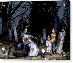 Mothers Day Acrylic Print by Tom Straub