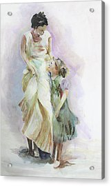 Mothers Love Acrylic Print