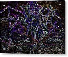Mothman Acrylic Print
