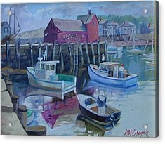 Motif Number One Acrylic Print