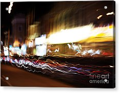 Motion 6145 Acrylic Print