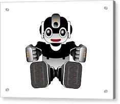 Moto-hal Acrylic Print