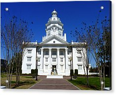 Moultrie Courthouse Acrylic Print