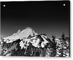 Mount Baker In Washington Acrylic Print