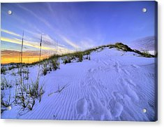 Mount Destin Acrylic Print by JC Findley